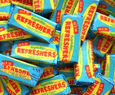 Refreshers Chews 3kg, £19.99 Retro Sweets, Personalized Chocolate, Your Favorite, Childhood, Chocolate Bars, Candy, Delivery, Stuff To Buy, Personalised Chocolate