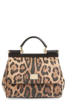 Dolce Gabbana Handbags From The Latest Collection Purseblog Animal Print Bags