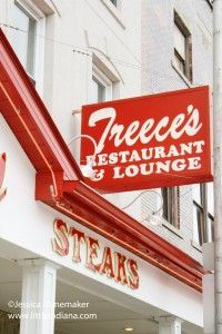 Treece S Restaurant And Lounge In Rossville