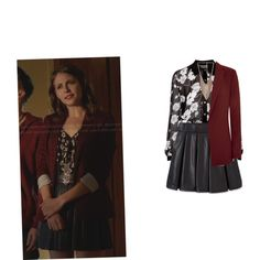 Thea queen inspired outfit