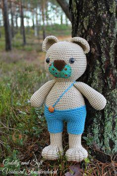 Väikesed Ilunikerdused: Suur kaisukaru / Big Teddy