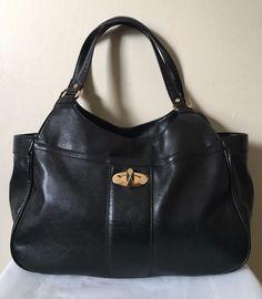 Monet Women's Black Pebbled Faux Leather Hobo Purse  | eBay