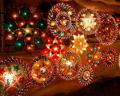 Locally made christmas lanterns :)