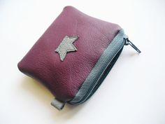Minitasche Geldbörse Schlüsseltasche von erdbeerloni auf DaWanda.com