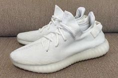 The adidas Yeezy Boost 350 V2 In All-White Is Rumored To Be Releasing In March 2017