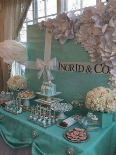 Tiffany Sweet 16, Tiffany Blue Party, Tiffany Birthday Party, Tiffany Theme, Tiffany Wedding, Tiffany Blue Weddings, Birthday Cake, Birthday Invitations, Tiffany's Bridal