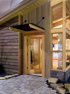 FabCab Homes, based in Seattle.  I'm liking their style!  Not sure we can afford it though...