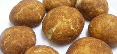 Biscoitos rápidos de canela