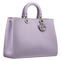 ♔  Lilac  Dior Bag
