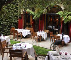 best hotels in Paris: Hotel Lancaster