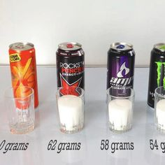 XS Energy - NO SUGAR, NO CARBS, NO JITTERS, LESS CAFFEINE than other energy drinks, 11 different flavors and as little as 8 calories/8 oz can! Some flavors have 0 calories and 0 caffeine! Loaded with TONS of VITAMINS. Great flavor & we love them! Contact me to find out more : )