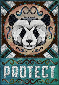 Book of Shadows:  Alive Poster Series ~ Protect.