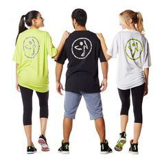 Zumba Fitness Ready to Party T-Shirt at ZumbaSuperstore.com