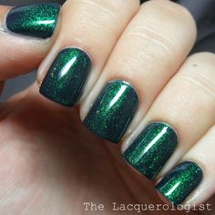 The Lacquerologist: Starlight & Sparkles Polishes: Swatches and Review!