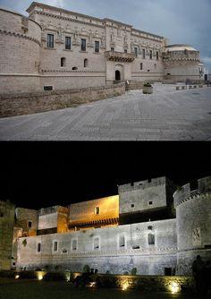 Castello di Corigliano D'Otranto - Lecce