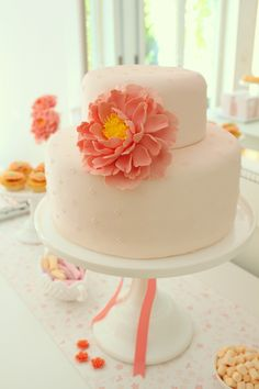 Carlota's birthday cake
