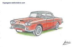 Seat 1400 B Cabriolet Serra (1958)