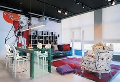 Pop Art Style In Interior Design | ideas for interior