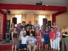 Grupo Forum Tropic en Hotel  Bahía Tropical