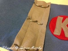 Keep Kids Occupied With a DIY Felt Busy Book from @Latrice Gray Murphy