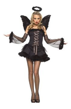 partyland dark angel adult ml costume partyland http - Partyland Halloween Costumes