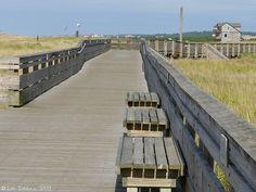 The Boardwalk at Long Beach, Washington