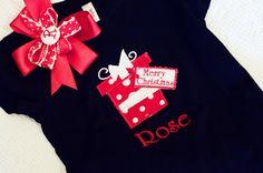 GreatStitch Family Picture Christmas Pajamas Jammies PJs 2 PAIR. $79.90, via Etsy.