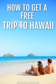 How to Get a Trip to Hawaii for Practically Free First Class flights and a beachfront hotel in Hawaii for free? Click through to see how you can get a free trip to Hawaii Usa Travel Guide, Budget Travel, Travel Usa, Travel Tips, Travel Hacks, Travel Essentials, Travel Ideas, Cheap Travel, Travel With Kids