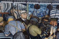 Diego Rivera's Detroit Industry | Atlas Obscura