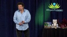 Re-Charge Your Body and Mind for Maximum Regeneration! - David Wolfe PART ONE