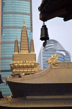 Shanghai: Jing'an Temple #shanghai #china