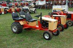 Lawn Tractors, Small Tractors, 4 Wheel Bicycle, Homemade Tractor, Lawn Mower Repair, Landscaping Equipment, Tractor Implements, Riding Lawn Mowers, Old Sewing Machines