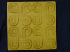 Circle Brick Paving 16in Paver Concrete Stepping Stone Mold 2008 Moldcreations
