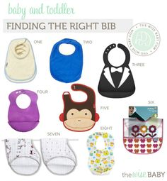 Finding the Right Bib