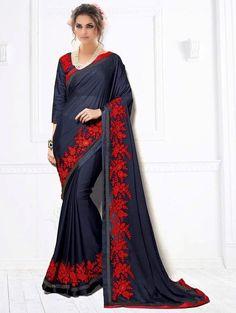 AU Designer Saree Sari Traditional Indian Bollywood Party Evening Bridal Ethnic #NA #Sari