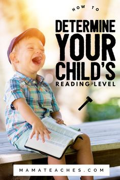 Learn how to figure out what level your child is reading at and which books will be good fit books for him. #homeschool #reading