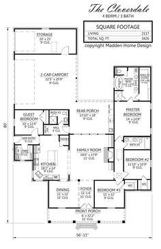Madden Home Design - The Cloverdale