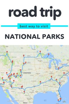 this is the ultimate road trip across the united states road trips united states and campaign