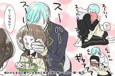 一期一振の癒し Touken Ranbu, Sword, Anime, Kawaii, Illustration, Cartoon Movies, Illustrations, Anime Music, Animation