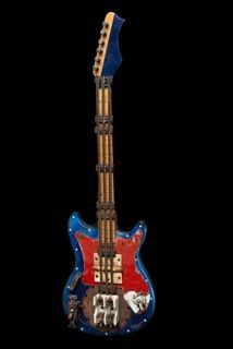 Dave Newman | Reclaimed Art | Early Electric Guitar | $2150 Guitar Art, Electric, Shop, Store