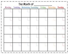 Excellent Free monthly calendar writing Ideas From work deadlines to family happenings and random reminders, Calendar is what keeps me on course, Monthly Behavior Calendar, Free Monthly Calendar, Kids Calendar, Calendar Journal, Calendar 2020, Blank Calendar Pages, Printable Calendar Template, Workout Calendar Printable, Charts For Kids