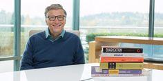 دنیا کے امیر ترین شخص بل گیٹس کی 5  پسندیدہ کتابیں