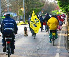 Bike to School Day a Trieste