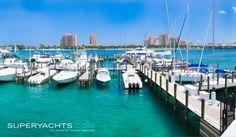 Bay Street Marina, Nassau, New Providence, Bahamas.