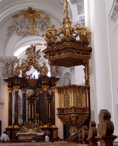Fulda, Germany - Fulda Dom   I went there to my mom home Town