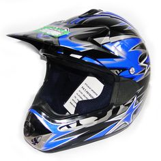 YOHE B815 BLUE SILVER L motorowex.pl