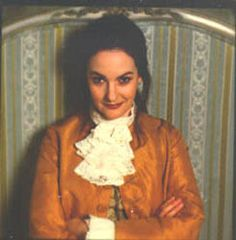 Susanne Mentzer as Cherubino
