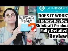 *Honest Review* SKINKRAFT:-😣 best skin products?It's Really⁉️इस क्रीम को खरीदने के पहले वीडियो देखें - YouTube