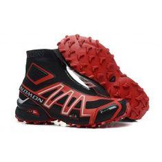 Neu Salomon Snowcross Männerschuhe Schwarz Rot Schuhe Online | Großhandel Salomon Snowcross Schuhe Online | Salomon Schuhe Online Zu Verkaufen | schuheoutlet.net