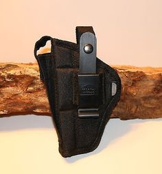 "WSB-8 Protech Side Gun Holster fits MOSQUITO W/THREADED BARREL with 4.58"" Barrel"